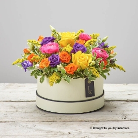 Florist Choice Hatbox