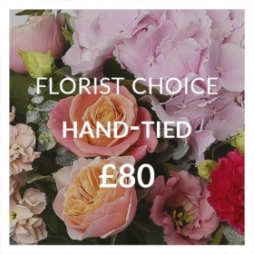 Florist Choice Hand tied 80